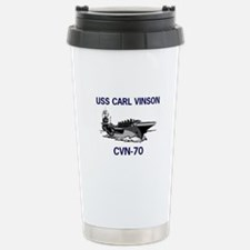 USS CARL VINSON Travel Mug