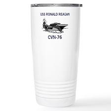 USS REAGAN Travel Mug