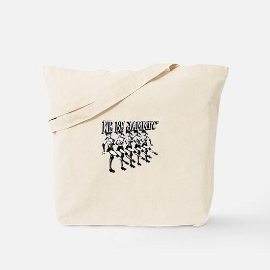 We Be Jammin Tote Bag