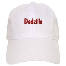 Dadzilla (Red) Baseball Cap