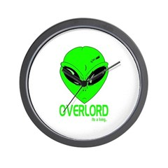 Overlord - Its a living... Wall Clock