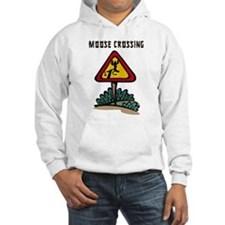 Moose Crossing Hoodie