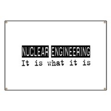 Nuclear Engineering Is Banner