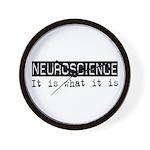 Neuroscience Is Wall Clock
