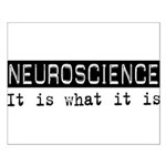 Neuroscience Is Small Poster