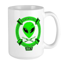 Earthling Research Division - Mug