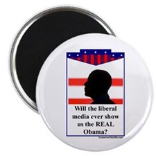 """""""The Liberal Media"""" Magnet"""