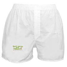 Don't Worry Just Hula 1 Boxer Shorts