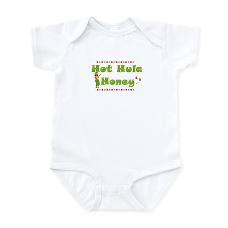 Hot Hula Honey Infant Bodysuit