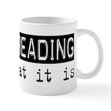 Meter Reading Is Mug