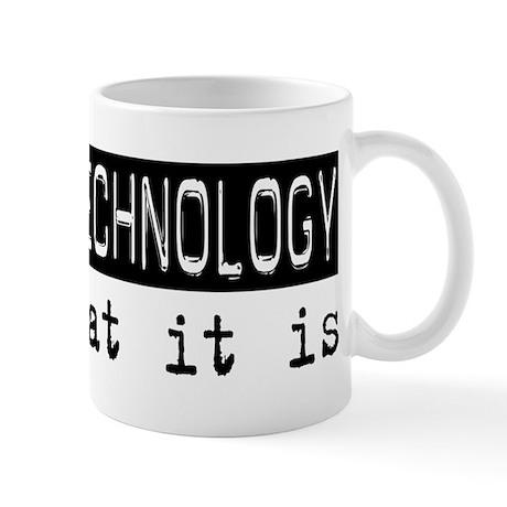 Medical Technology Is Mug