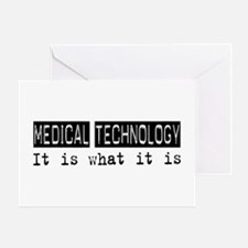 Medical Technology Is Greeting Card