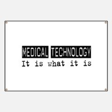 Medical Technology Is Banner
