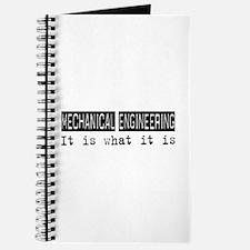 Mechanical Engineering Is Journal