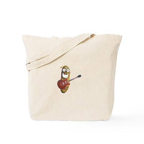 Rocker Pickle Tote Bag