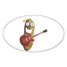 Rocker Pickle Decal