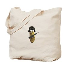 Combat Pickle Tote Bag
