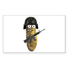 Combat Pickle Decal