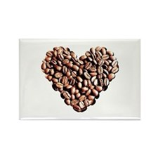 Coffee Lover Rectangle Magnet