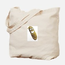 Happy Pickle Tote Bag