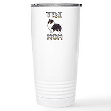 Tri Mom Travel Coffee Mug