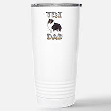 Tri Dad Travel Mug