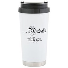 Unique Peace love and jesus Travel Mug