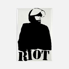 Riot Rectangle Magnet (10 pack)