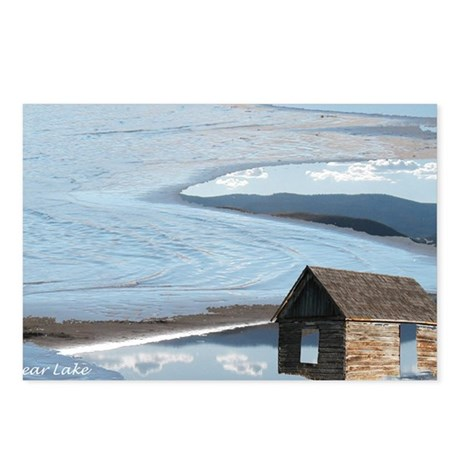 Bear Lake Postcards (Package of 8)
