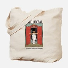 Vote Liberal Tote Bag