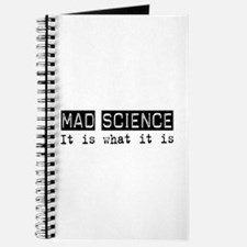 Mad Science Is Journal