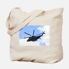 Pave Low Copter Tote Bag