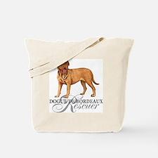 Dogue de Bordeaux Rescue Tote Bag