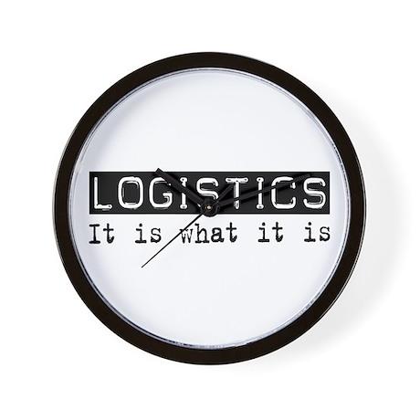 Logistics Is Wall Clock