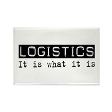 Logistics Is Rectangle Magnet