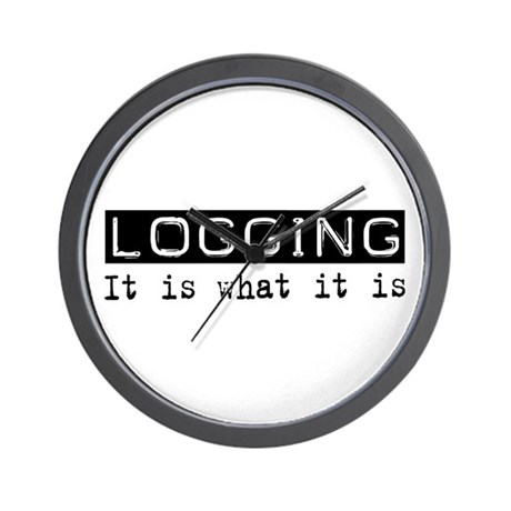 Logging Is Wall Clock