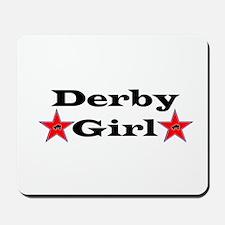 Derby Girl - Star Mousepad
