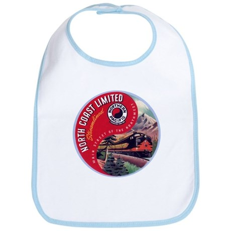 North Coast Railroad Bib