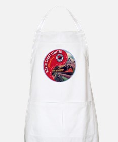 North Coast Railroad BBQ Apron