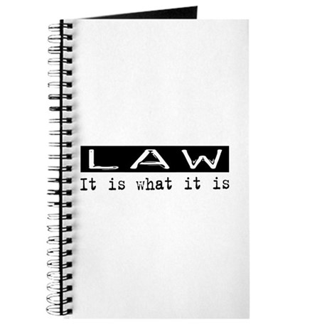 Law Is Journal