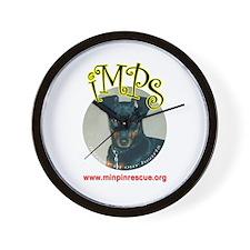 IMPS Logo Wall Clock