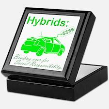 Hybrids: Social Responsibility Keepsake Box