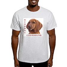 Redbone Ash Grey T-Shirt