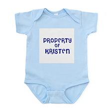 Property of Kristen Infant Creeper