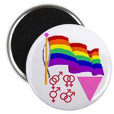 Pride Symbols Magnet