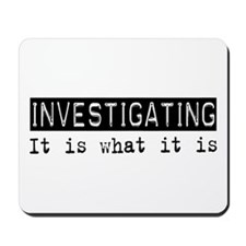Investigating Is Mousepad