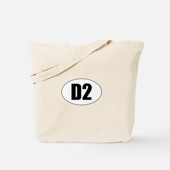 D2 Tote Bag
