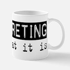 Interpreting Is Mug
