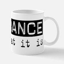 Insurance Is Mug