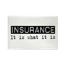 Insurance Is Rectangle Magnet